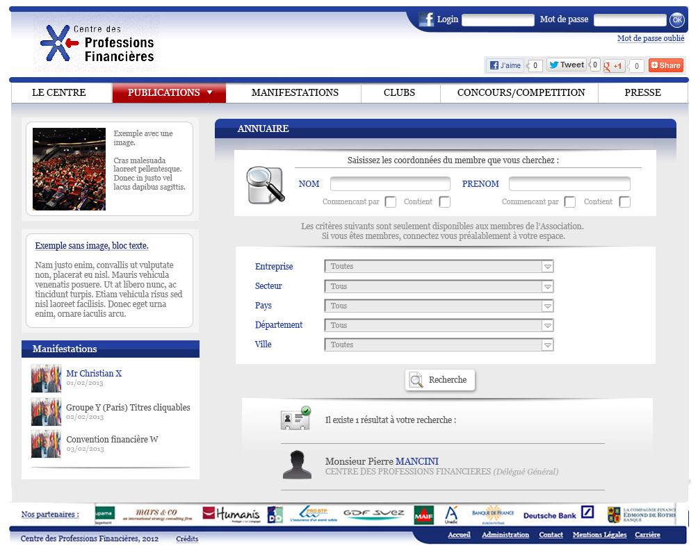 Page annuaire_recherche_succes