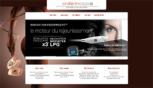 Endermospa-paris site web